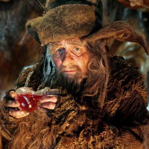 """Radagast  der Braune spielt nicht nur im Film """"Der Hobbit"""" eine Rolle (dargestellt von Sylvester McCoy), sondern auch im Tabletop-Spiel."""